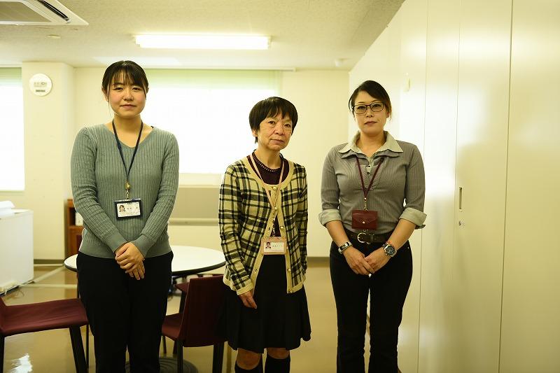 田畑さん、志熊さん、高松さん(株式会社アイテックス)