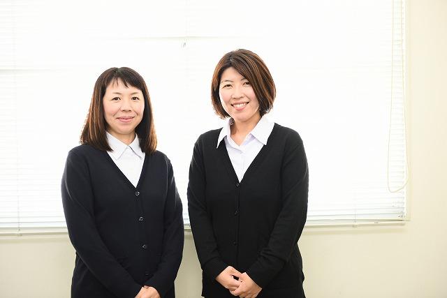 白石麻衣さん、村上愛子さん(株式会社イコーズ)