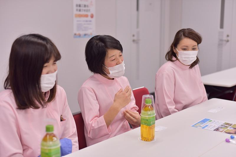 黒川さん、友田さん、皆木さん(徳山積水工業株式会社)